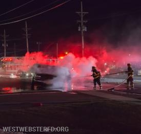 3-'18: Car Fire - Empire Blvd